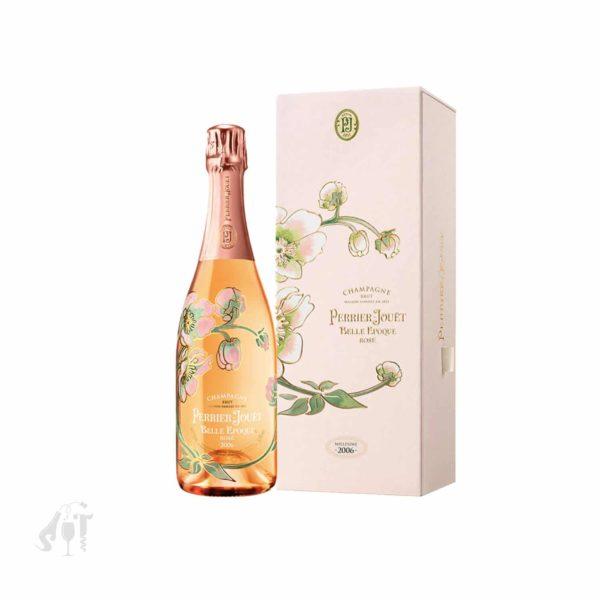 Belle Epoque Rosé 2004 Magnum - Perrier Jouët