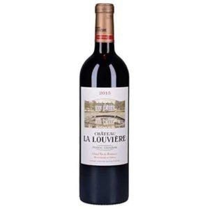 Pessac Leognan Gran Vin de Bordeaux 2012 - CHATEAU LA LOUVIERE
