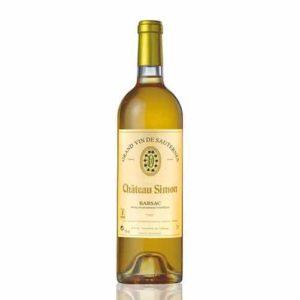 Grand Vin de Sauternes Barsac 2014 - 37,5 cl - Chateau Simon