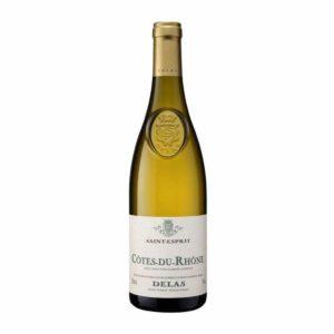 Fréres - Côtes du Rhône Blanc Saint-Esprit 2018 - DELAS