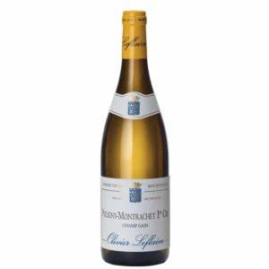 Puligny-Montrachet Chardonnay 1er Cru Champ GaIn 2013 - OLIVIER LEFLAIVE