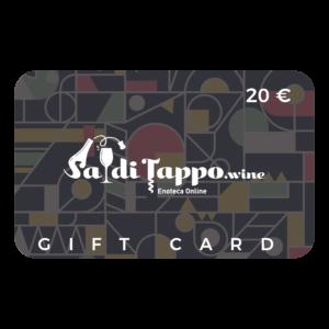 SadiTappo Gift Card - 20 euro