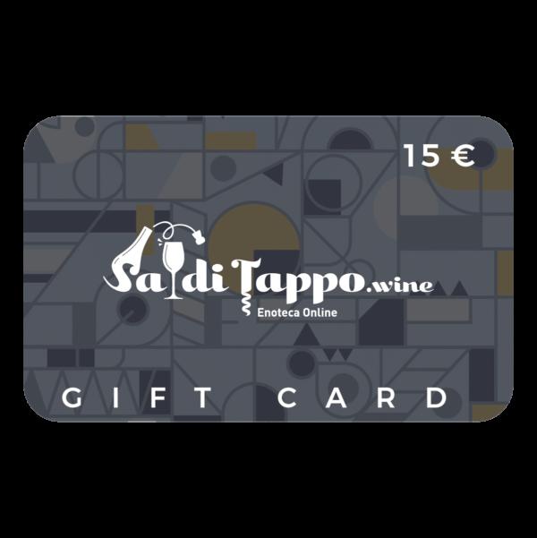 SadiTappo Gift Card - 15 euro