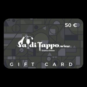 SadiTappo Gift Card - 50 euro